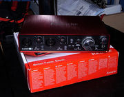 звуковая карта Focusrite Scarlett 2i4 2nd Gen