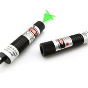 30mW 515nm Green Cross Line Laser Module Review