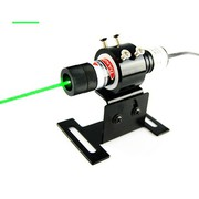 Precise 50mW 515nm Forest Green Line Laser Alignment